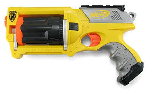 Nerf Maverick Power Mod