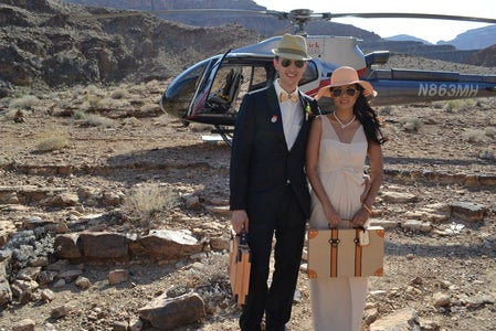 Ultimate DIY Wedding in Grand Canyon