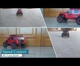 Rework Wltoys 104311 With Arduino Nano