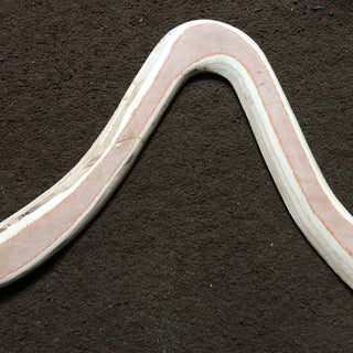 Accurate Returning Boomerang From Plywood