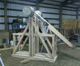 Floating Arm Trebuchet
