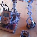 LEGO Mindstorms claw machine