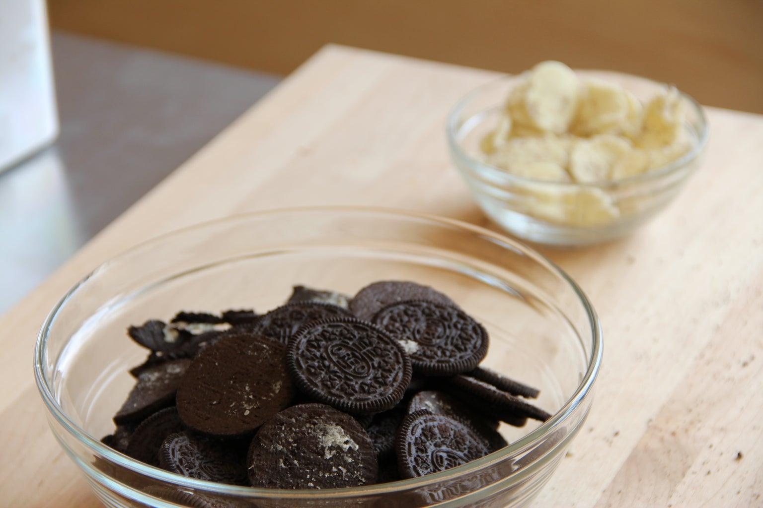Chocolate Cookie Crunchies
