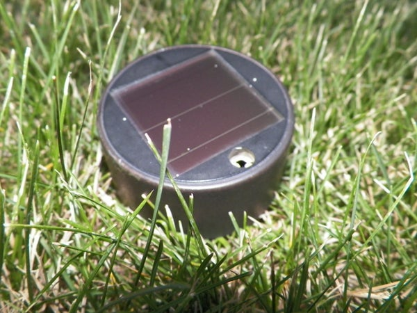 HOW TO: Pocket Sized Solar Battery Charger
