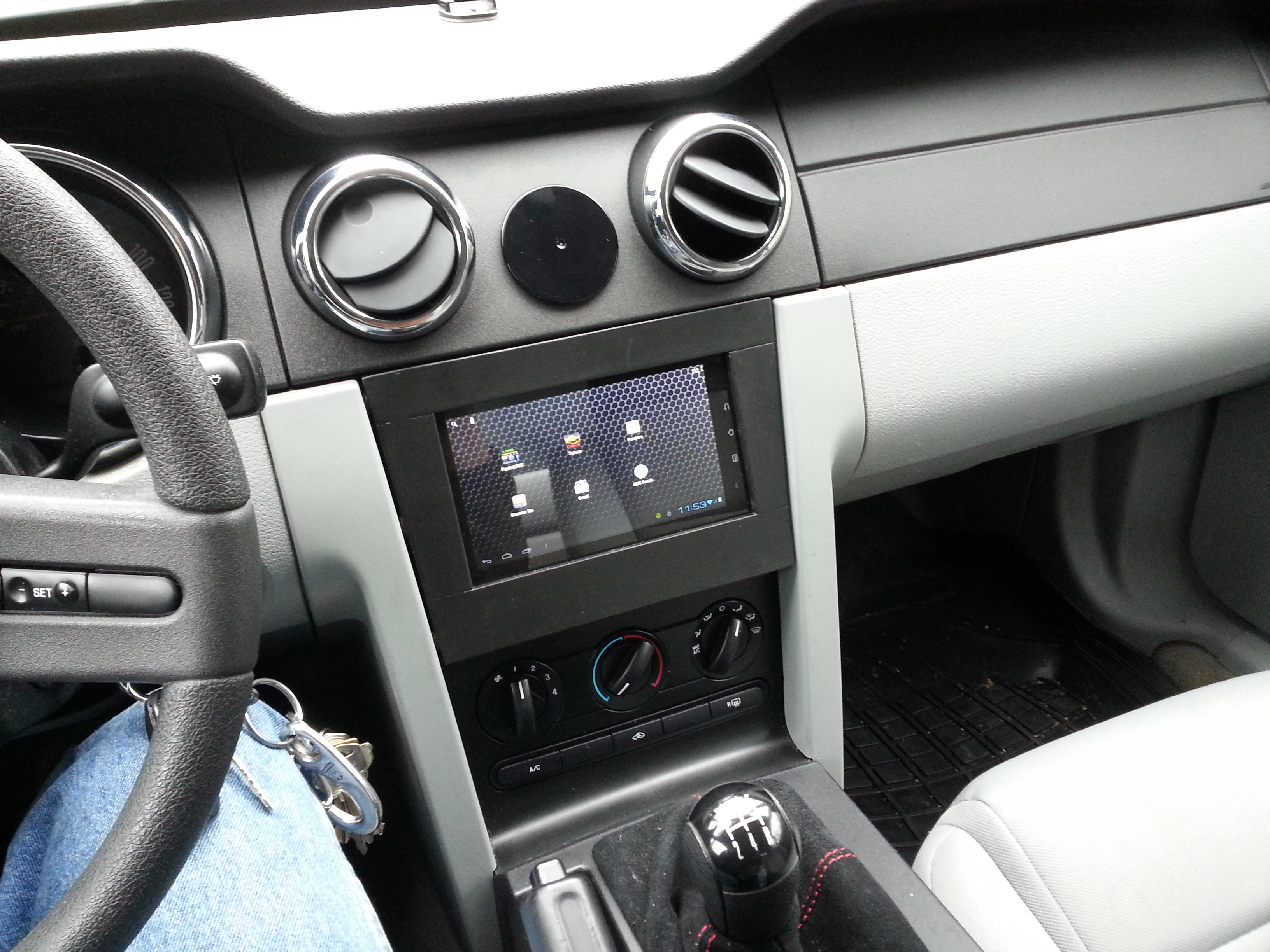 Easy Android Car Tablet Installation