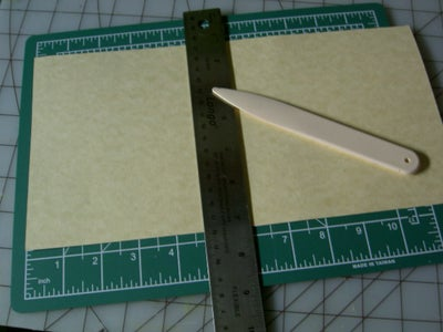 Cutting and Folding the Pages