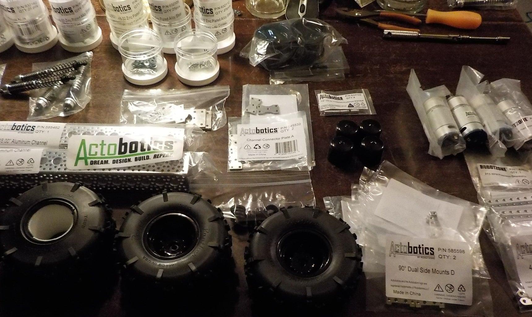 Parts & Tools