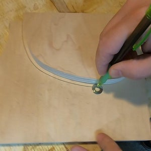 Make Wooden Support Pieces - Part B