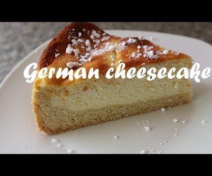 German Cheesecake Recipe