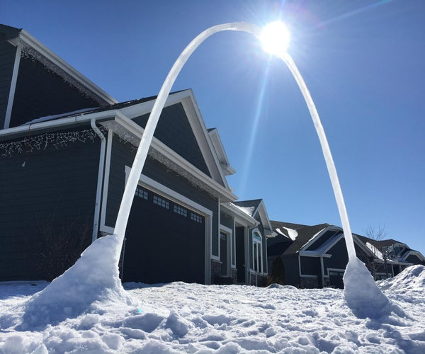 Ice Arch - 6' Freestanding