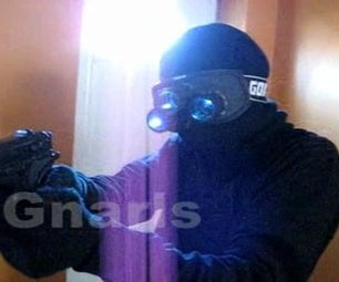 How to Make Splinter Cell Goggles
