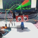 Arduino Radar Using HC-SR04