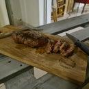 Steak on a Plank