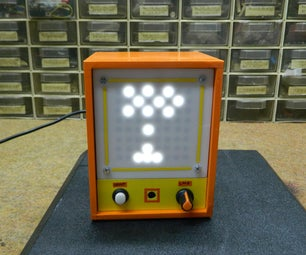 Arduino Space Invaders Game on 8x8 Homemade LED Matrix