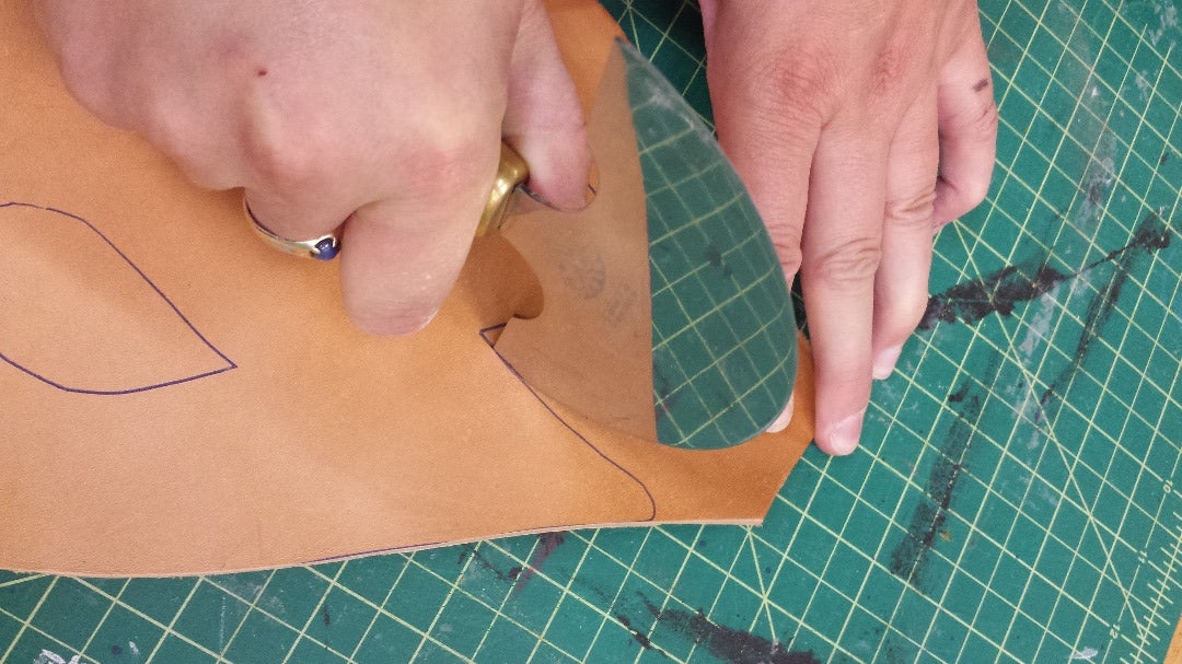 Cutting the Leather