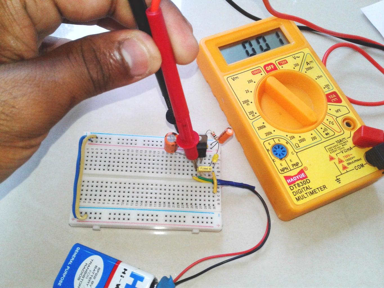 Power-supply Checking