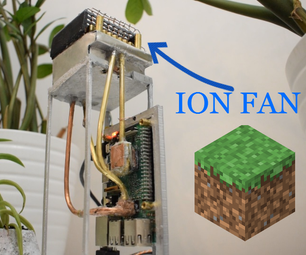 Ion Cooled System for Your Raspberry Pi Game Server!