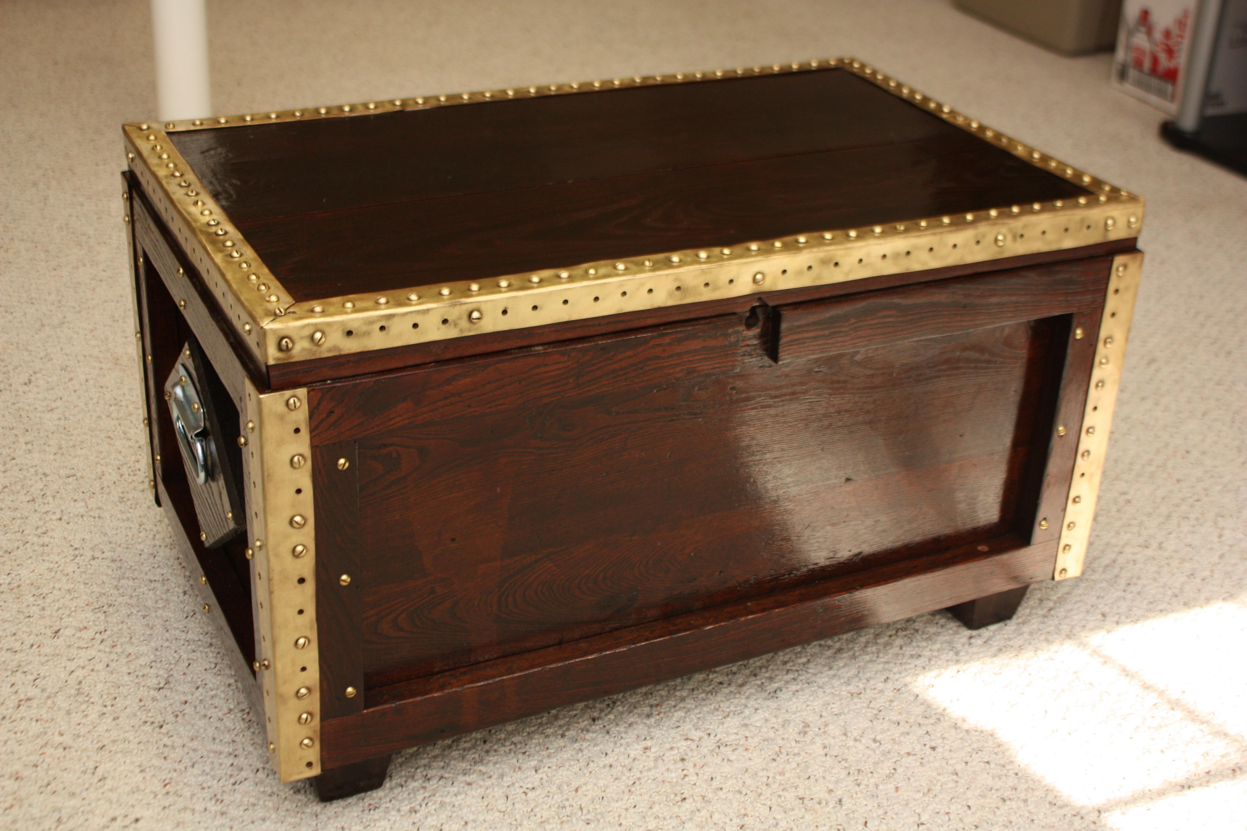 Treasure Chest Coffee Table
