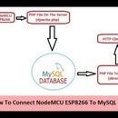 How To Connect NodeMCU ESP8266 To MySQL Database
