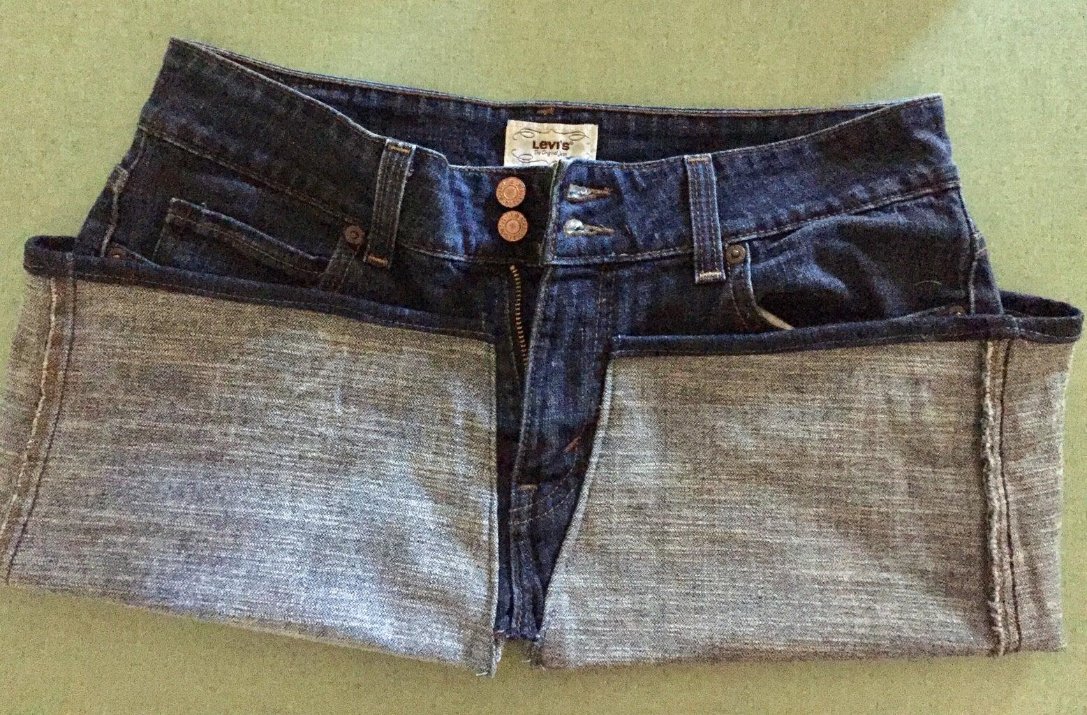 Stitch Front Pockets