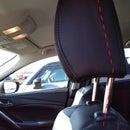 Adjusting the Tilt of Car Headrests