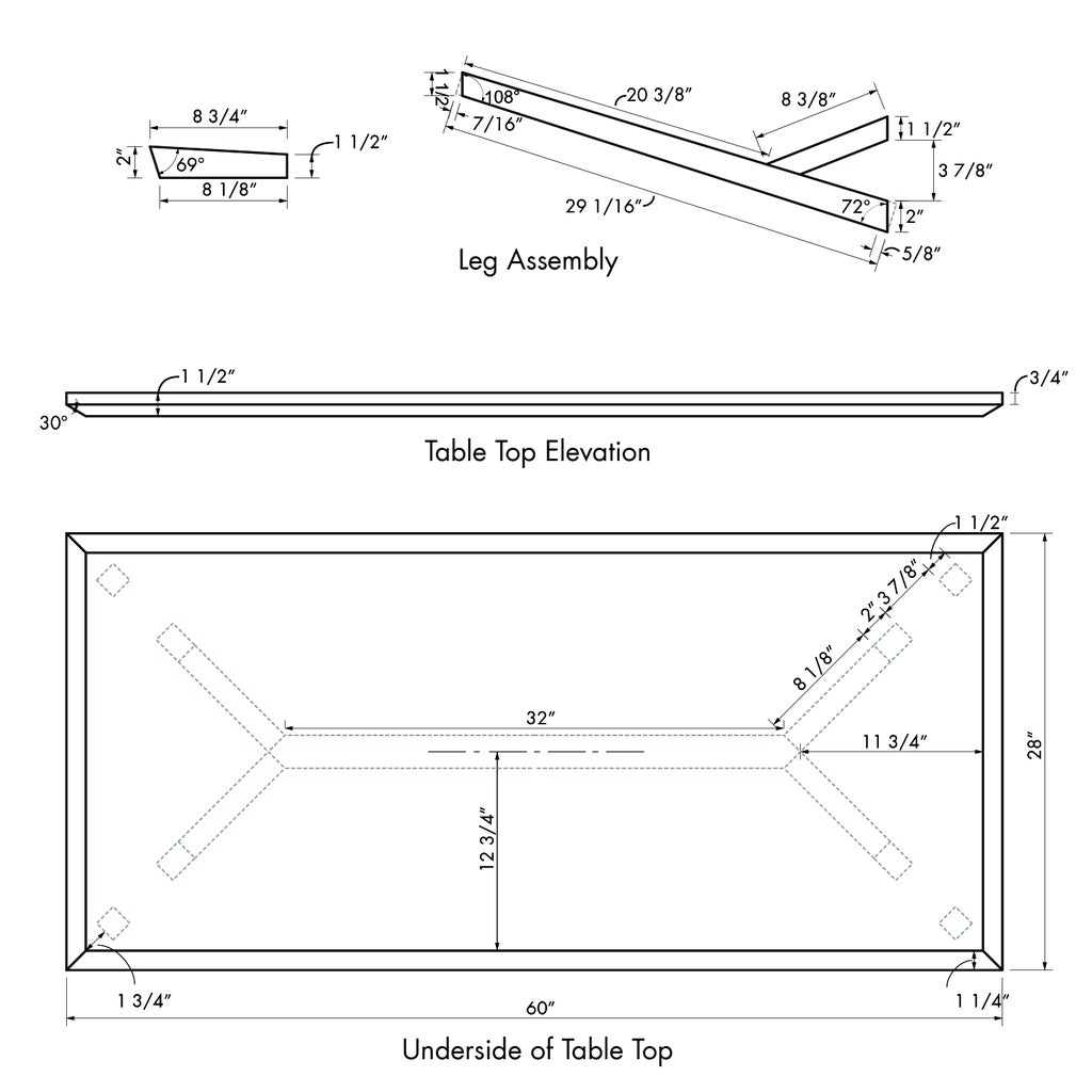 Designing the Table