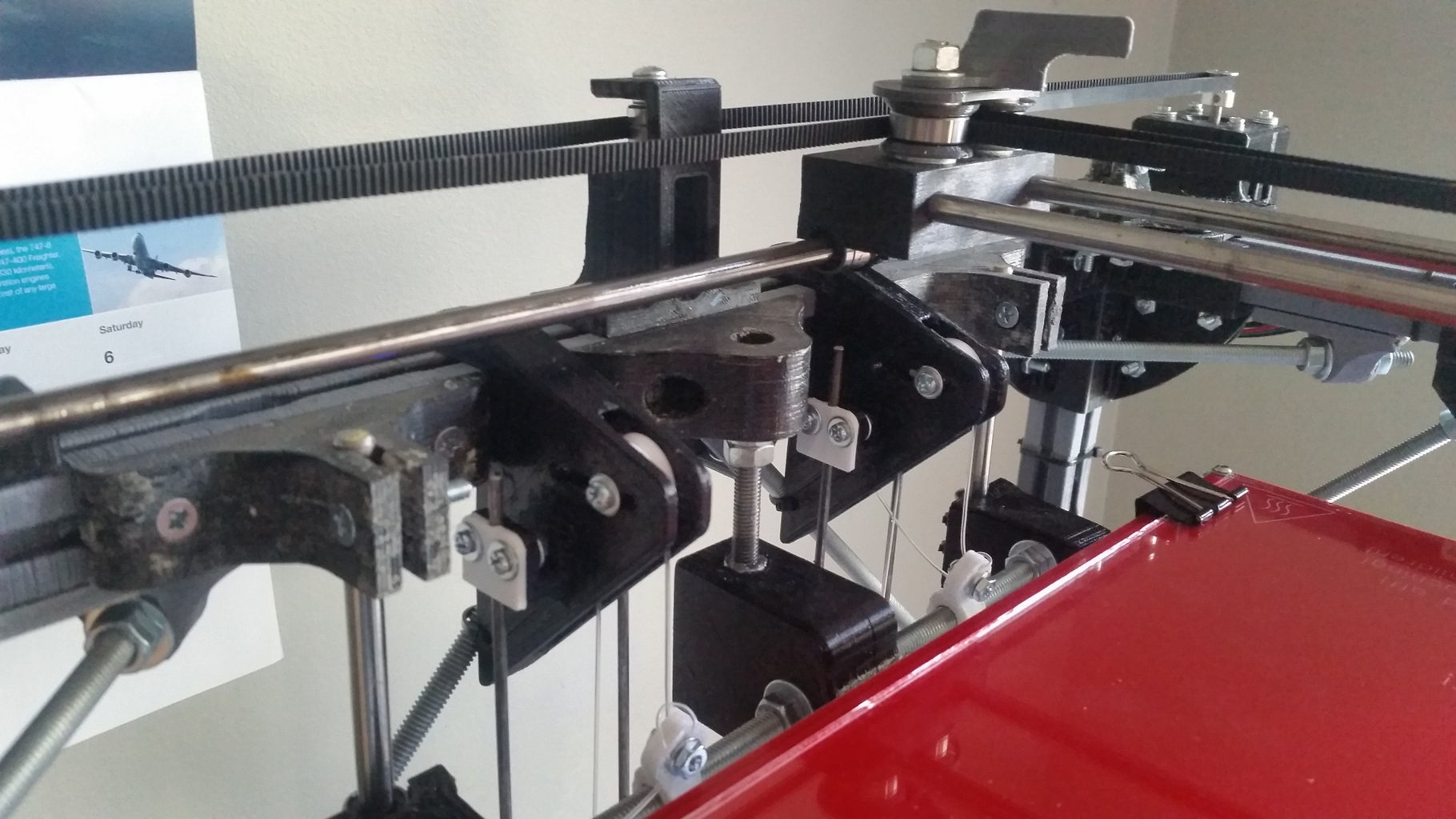 Assemble Your Bed Lift Counter-Weight System (optional)