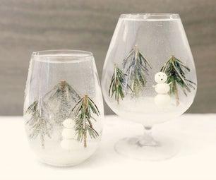 Snow Globe Cocktail