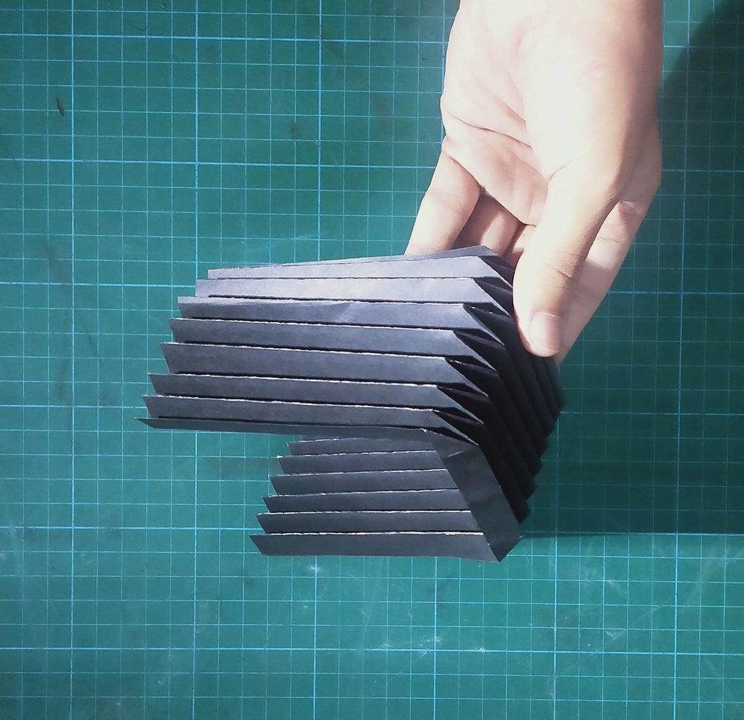 Bellow (Part 1) Origami