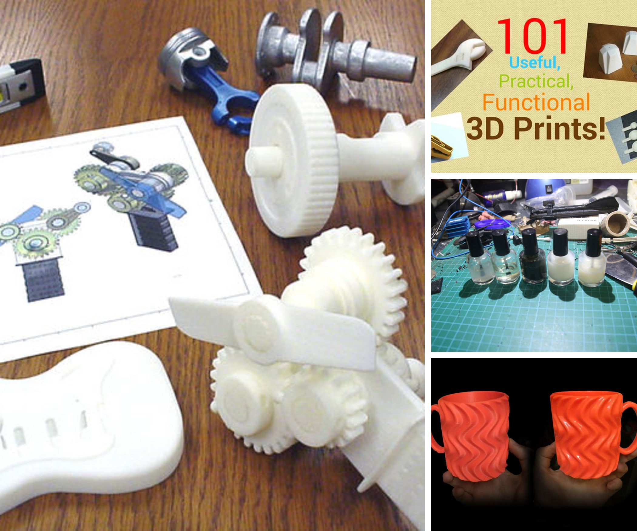 3D Printing - Processes for Design to Finish