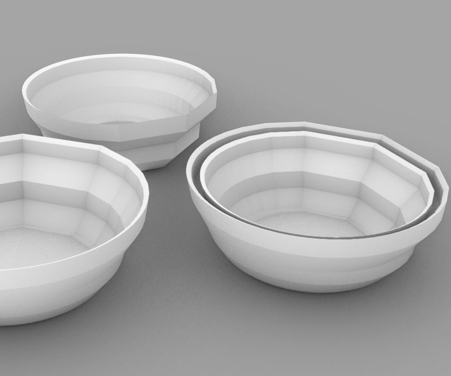 Stackable Bowls