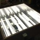 Screen Printing Photo Emulsion Light Table