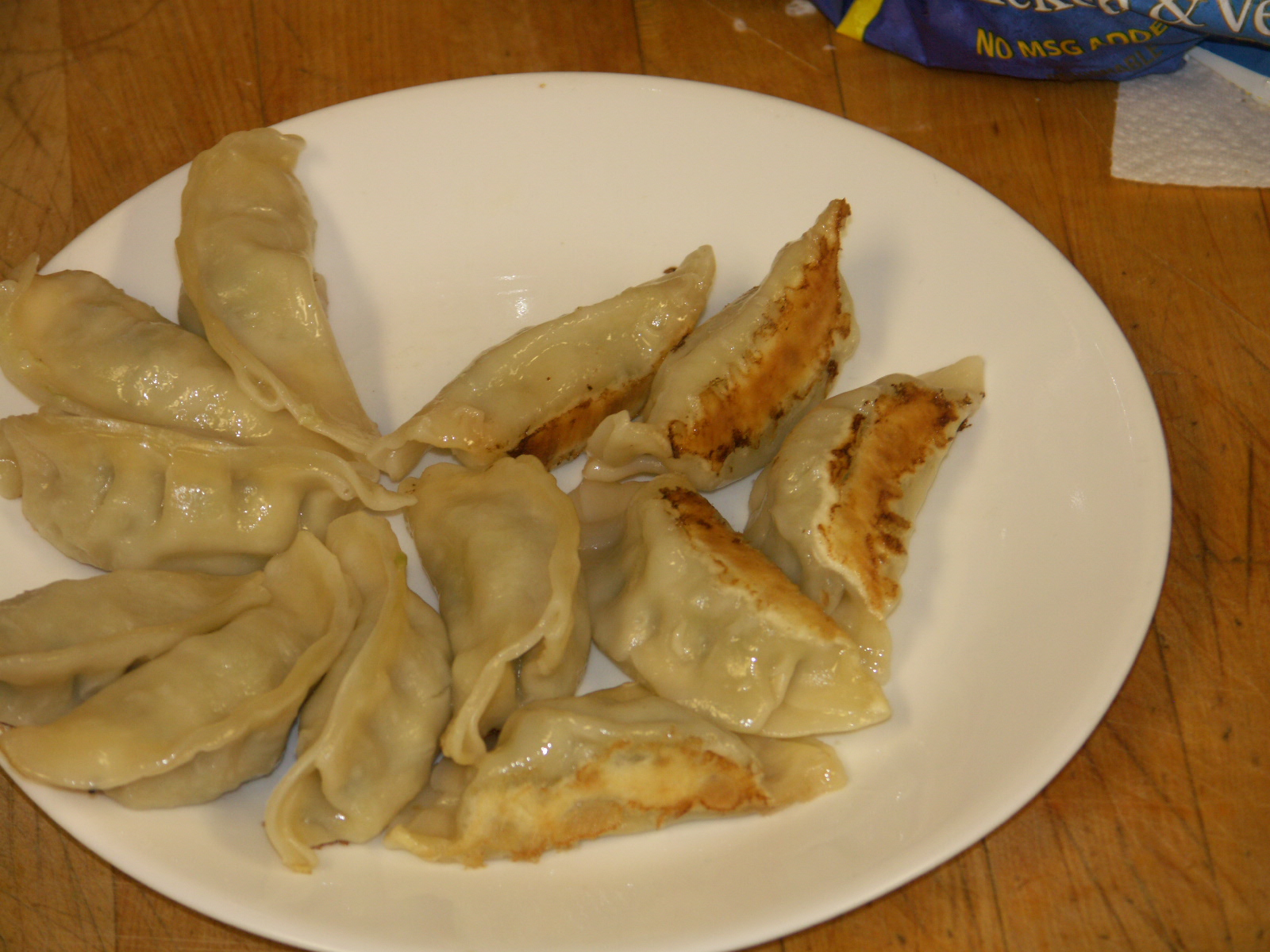How To Cook Pot Stickers 7 Steps Instructables