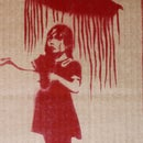 Banksy Spray Paint Art