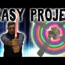 5 Minute LED Persistence of Vision (POV) Project...