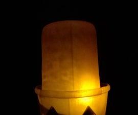 Pumpkin Night Light