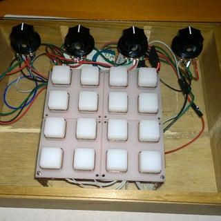 Sugarcube MIDI Controller