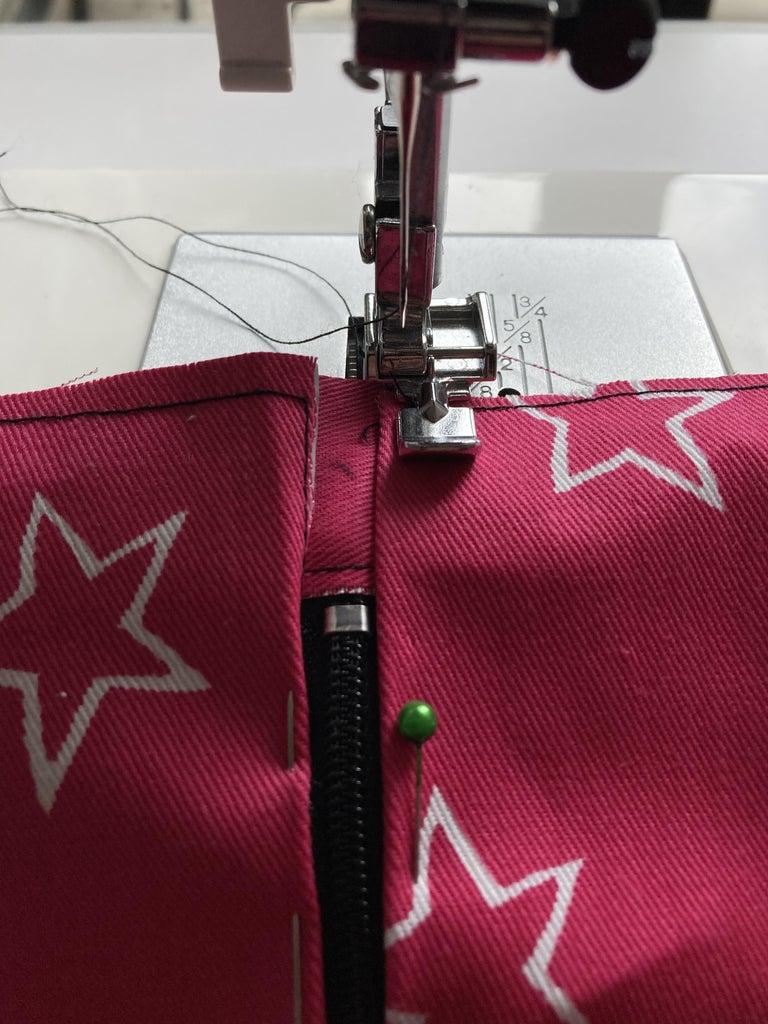 Sew the Zip