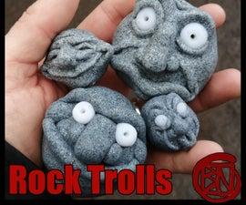 Rock Troll/stone Faces