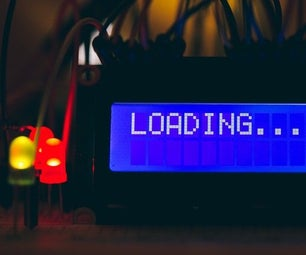 Mastering LCD With Arduino, Building GUI on LCD