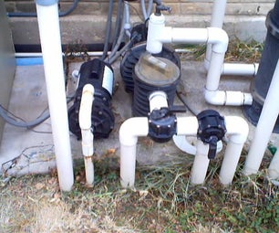 Installing Variable Speed Pool Pump, Filter and Plumbing