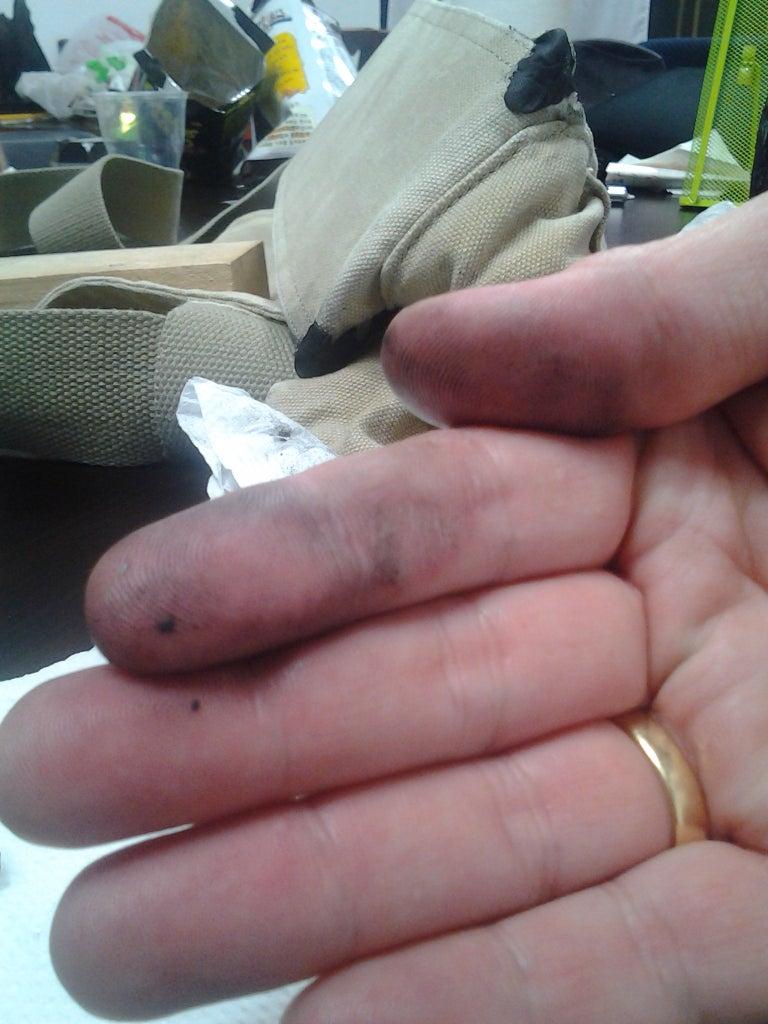 Sugru and Hands