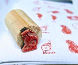Make Tiny Stamps!
