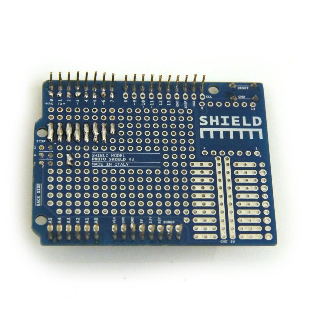 R2R DAC on Arduino Shield: Part 3