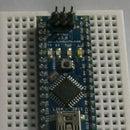 Arduino and protoboard
