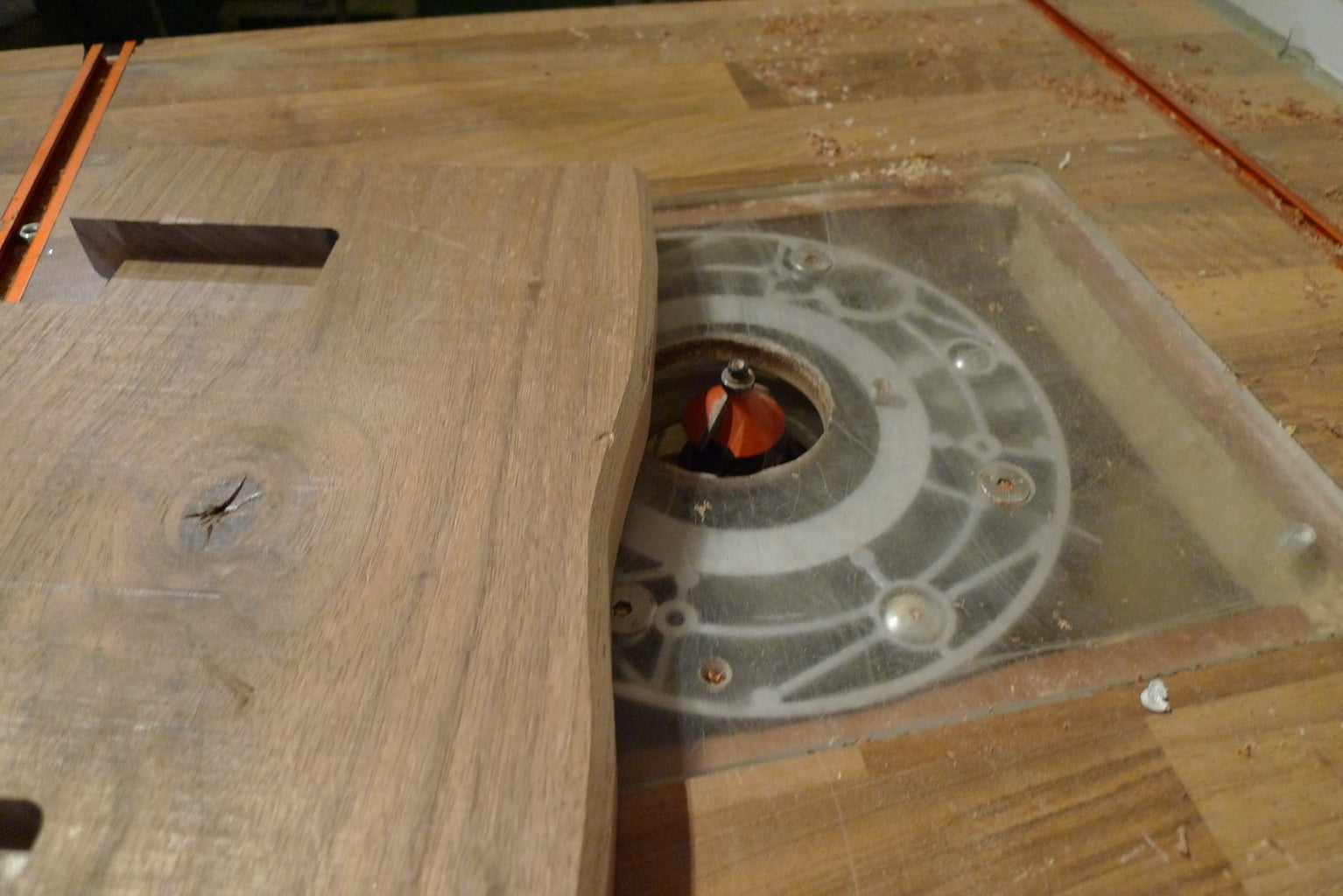 Tidy Up Lid and Glue Hinges