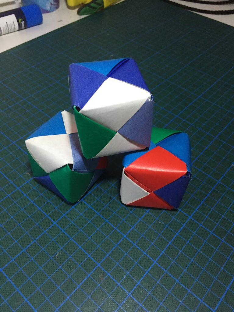 How to Make an Origami Cube