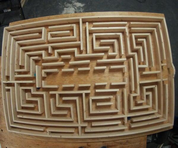Overlook Hedge Maze
