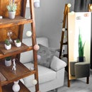 Mirror Ladder With Shelves VIDEO