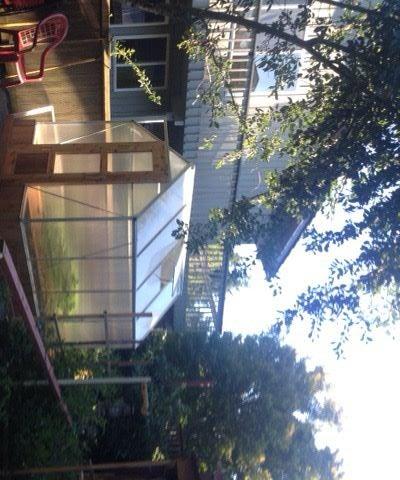 Greenhouse Improvement